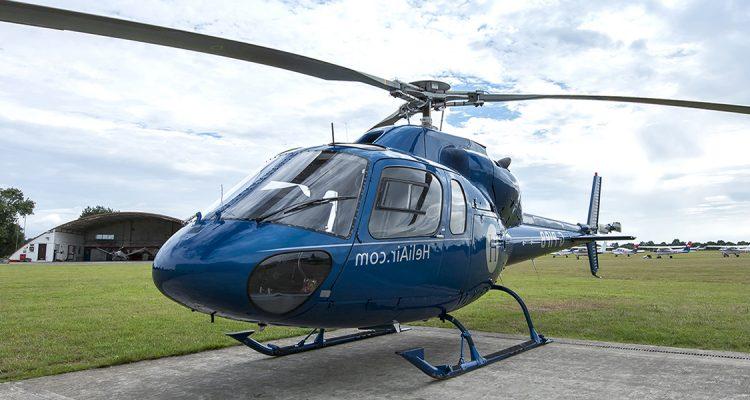 Eurocopter AS 350