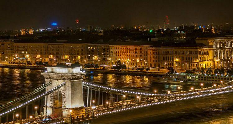 Met een prive jet naar Boedapest
