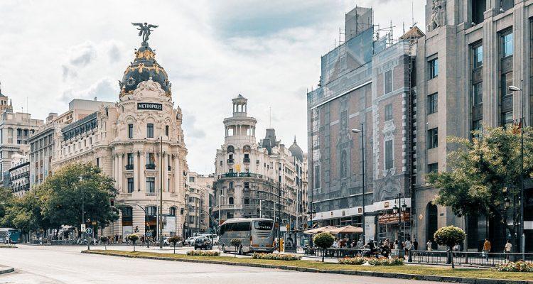 Met een prive jet naar Madrid
