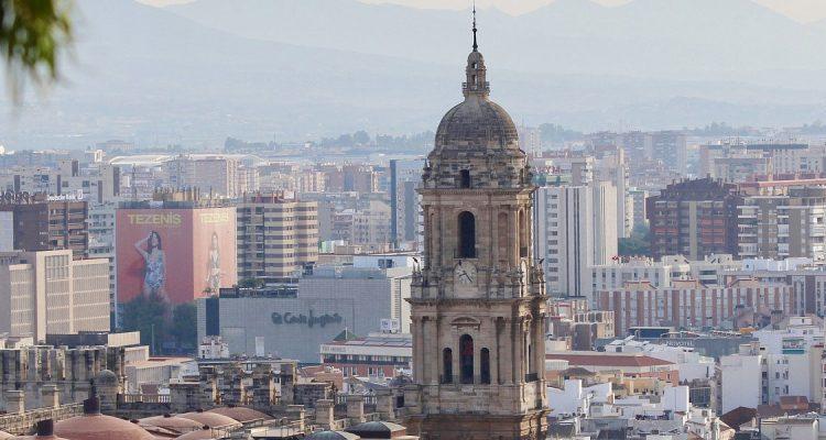 Met een prive jet naar Malaga