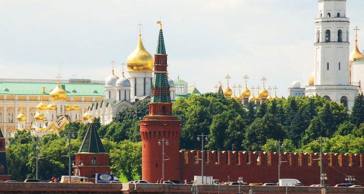 Met een prive jet naar Moskou